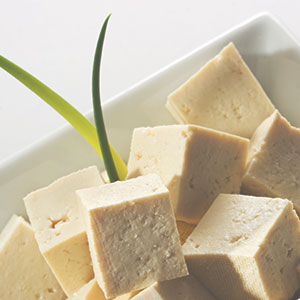 Coconut Crumbed Tofu