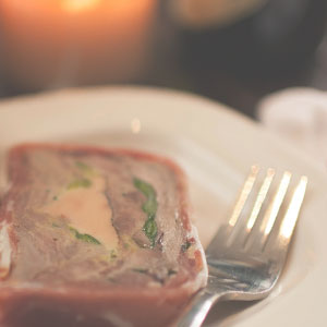 Pork and Pistachio Terrine